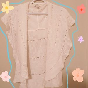 Loft white summery blazer!😁☀️😊